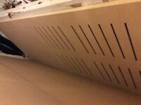 4x B&Q Karalis Room Dividers, some broken