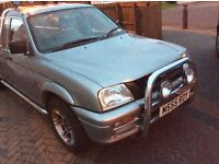 RARE 1999 Mitsubishi L200 Pick Up