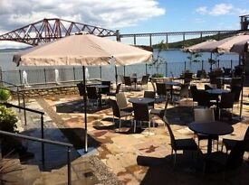 Waiting Staff, South Queensferry