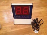 Bingola Elegance brand new electronic bingo machine - never been used