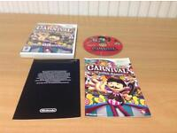 NINTENDO WII CARNIVAL - FUNFAIR GAMES- OVER 25 GAMES - MINT CONDITION.