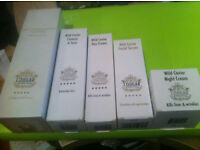 5 x WILD CAVIAR PRODUCTS BY PAULA DUNNE COUGAR GREAT GIFT SET NEW SEALED RRP OVER £100