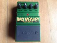 DigiTech Bad Monkey guitar effects pedal NEW condition.