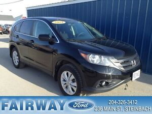 2014 Honda CR-V EX AWD Rare Find*Fresh Trade*