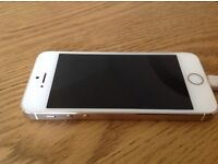 I phone 5s gold in colour good condition locked to Vodafone