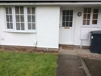 2 bedroom back to back house new windows gas central heating