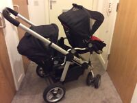 I candy apple to pear double buggy....... *SOLD*