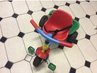 Baby Drive 2 child's Tricycle. Suit child aged 2yrs to 6 yrs.