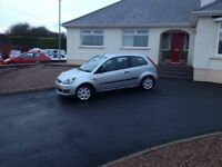2003 Ford Fiesta 1.4 Zetec 3dr Only 60k miles