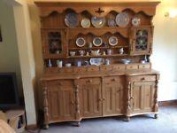 Large Welsh Dresser