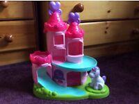Bright star princess ball castle