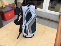 New golf bag