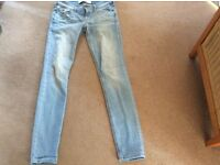 Ladies Hollister jeans size 1S