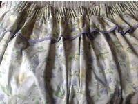 Lovely Laura Ashley curtains