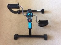 Drive Medical pedal exerciser with digital display