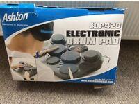 Ashton electronic drum pad £20
