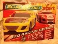 Scalextric Start 2 car Pro Racing set - new - unopened