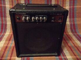 Alphard Box Guitar Amplifier