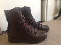 Haix - Brown Cold Weather Gortex Boots - Size 12 - £30 ono