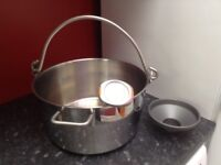 Preserving pan and extras