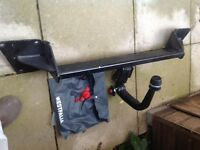 Westfalia Detachable Tow Bar for Mini Countryman