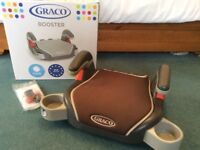 Graco Booster Basic Car Seat