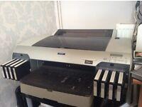 epson stylus pro 4000 large format printer