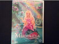 Barbie, mermaidia dvd