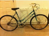Flandria Vintage Ladies Dutch Style Town Bike