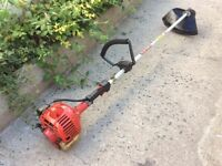 Bluebird Flash M34 Petrol long reach grass strimmer. Very clean powerful machine.