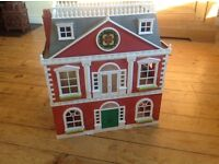 Sylvanian families: hotel, house, school, car, boat, ambulance, motorbike and characters