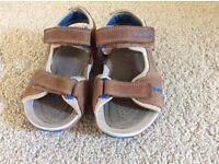 Boys Clarks sandals