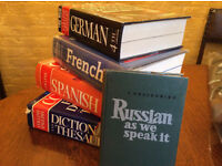 SPANISH , RUSSIAN, GERMAN language tutors / MATHS & Sciences tutors required