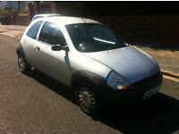 FORD KA, 2004 REG, FULL MOT MOT, VERY LOW MILEAGE 48,000 MILES AND ONLY 2 LADY OWNERS FROM NEW