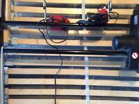 Single electric bedframe. Ikea.