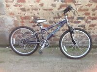 Dawes bandit boys lightweight hardtail mountain bike