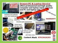 PC & Laptop Repair and Service