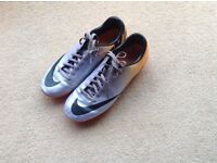 NIKE Mercurial football boots size 6 (EUR 40) 25 cm