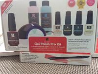 Red Carpet Gel Polish Pro Kit. New