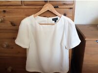 Ladies size 8 smart (TopShop) blouse collect from Sprowston or meet at Riverside