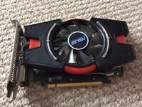 ASUS Radeon R7 250X 1GB GDDR5 Graphics Card - Details in Description