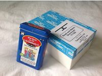 Read and match dominos and principle teaching cards