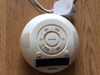 Bush alarm clock radio
