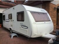6 BERTH CRISTALL MOOREA 530 TK 2007 WITH MOTOR MOVER, AWNING AND EXTRAS