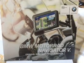 BMW SATNAV FOR MOTOR BIKE