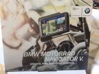 BMW SATNAV FOR MOTOR BIKE