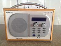PURE SONUS digital radio