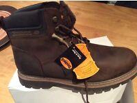 Dockers men's fur lined boots