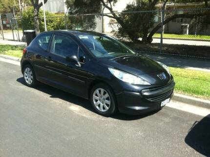 2007 Peugeot 207 Hatchback St Kilda Port Phillip Preview