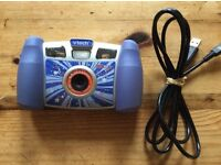 vTech Kidizoom Plus Kids Digital Camera